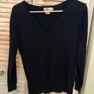 Vineyard vines Cotton v neck sweater